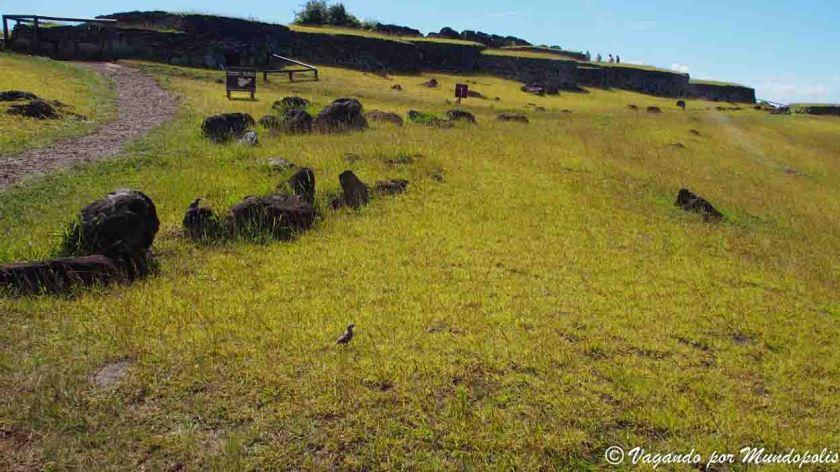 Orongo-Isla de Pascua