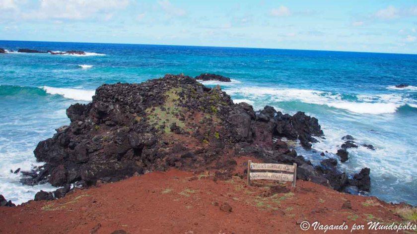 Ovahe-Isla de Pascua