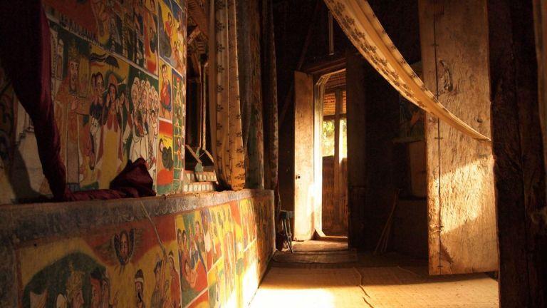 Los Monasterios e Iglesias Ortodoxas del Lago Tana