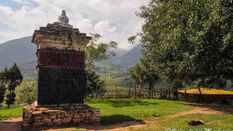 El Monasterio de Chimi Lhakhang