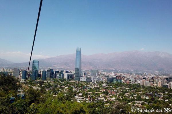 Que ver en Dos días en Santiago de Chile