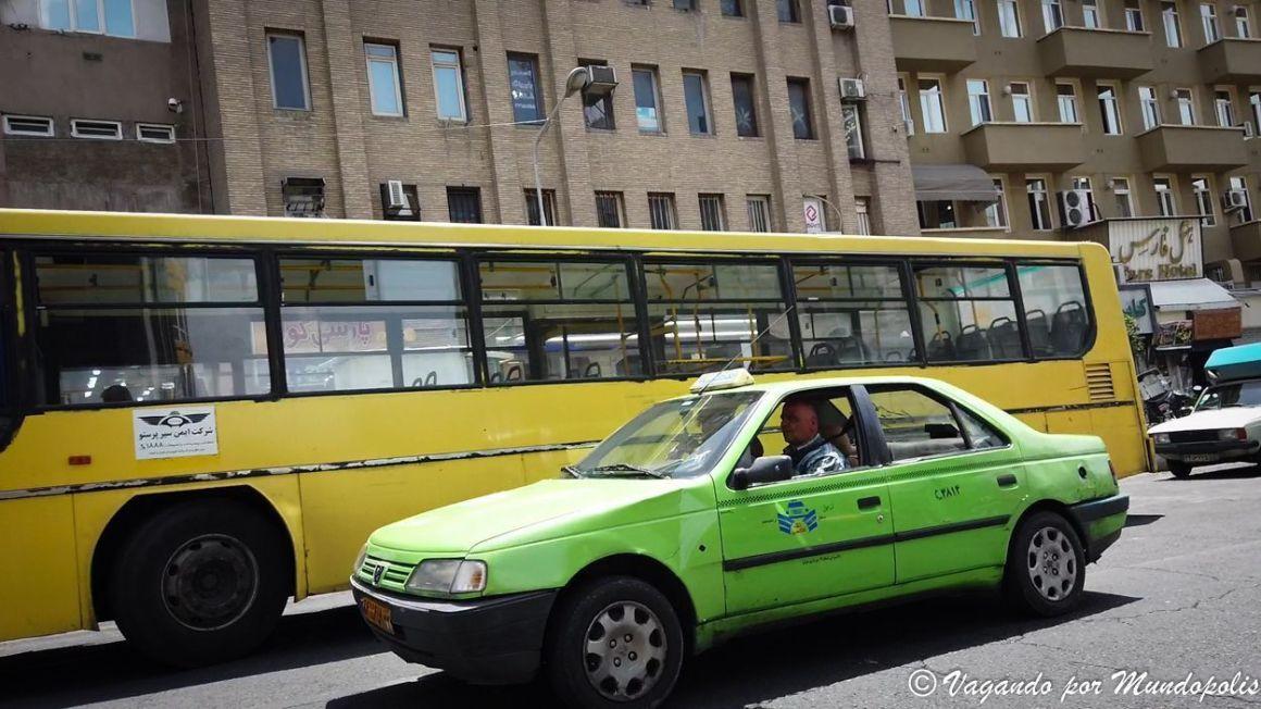 taxis-iran