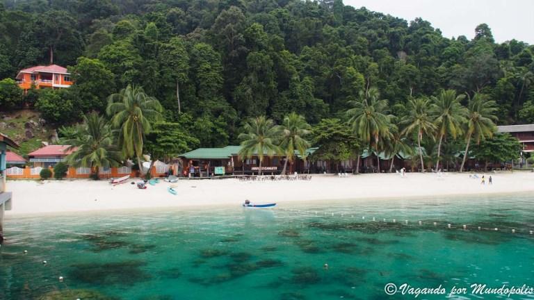 Las Islas Perhentian El Paraíso escondido de Malasia
