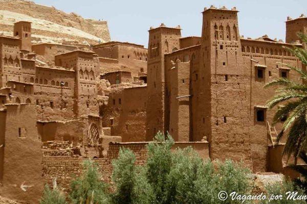 Ait Ben Haddou, El Ksar más fascinante de Marruecos
