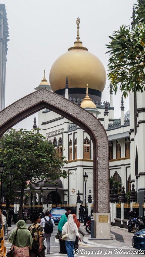 Masjid-Sultán-singapur