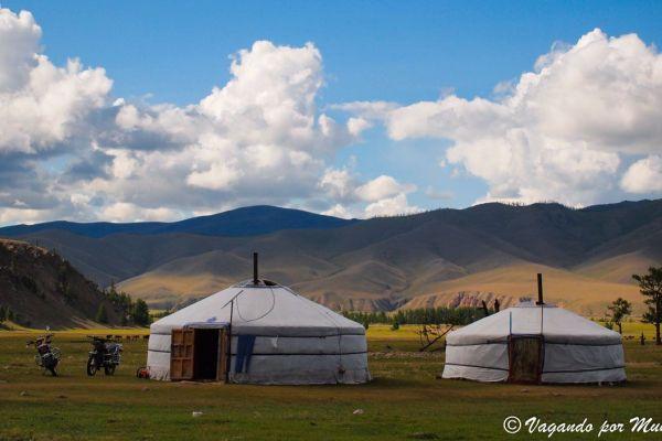 Que ver en Mongolia: Tsenkher