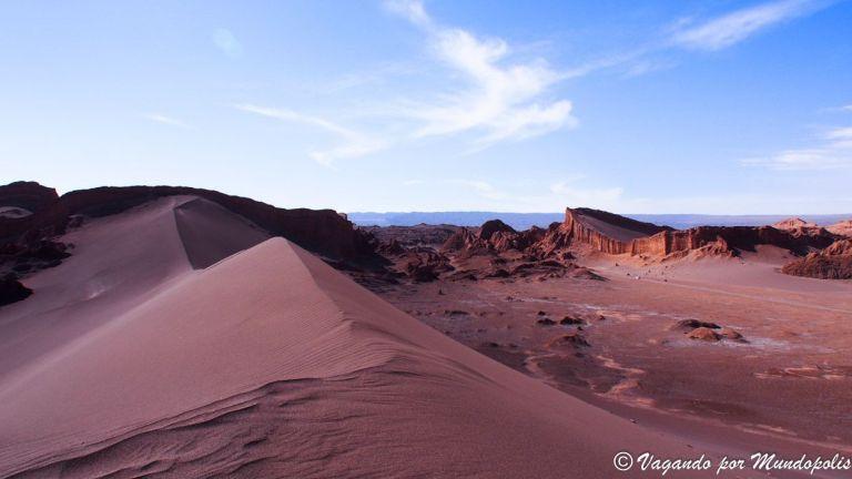 Excursión al Valle de la Luna San Pedro de Atacama