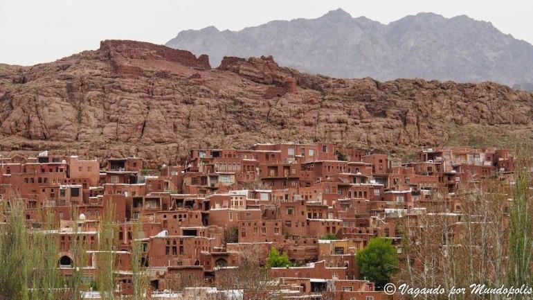 Abyaneh-pueblo-rojo-Irán