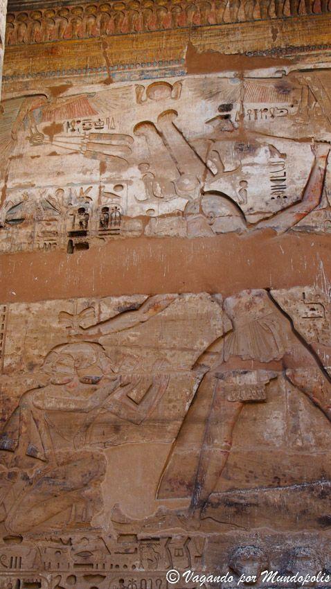 bajo-relieve-egipto