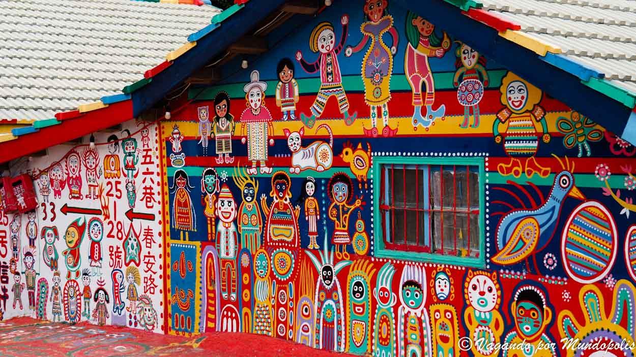 que-ver-en-taiwan-rainbow-village