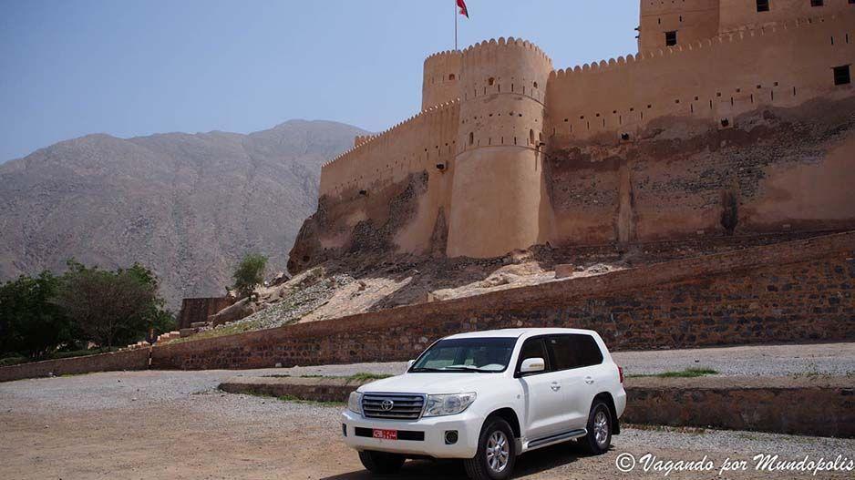 como-llegar-a-nakhal-fort-oman