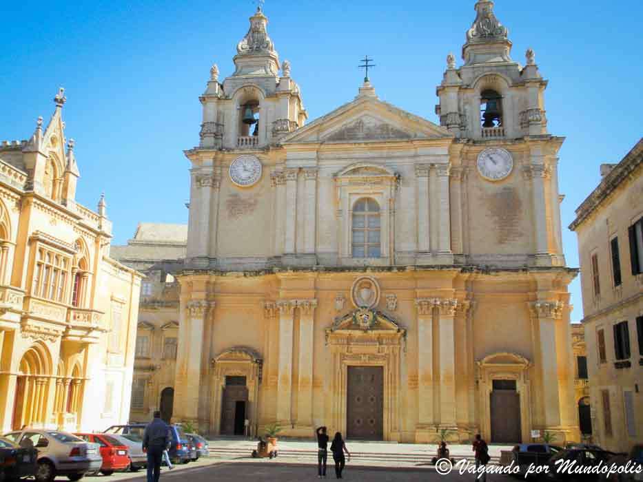 st-paul-cathedral-mdina-que-ver