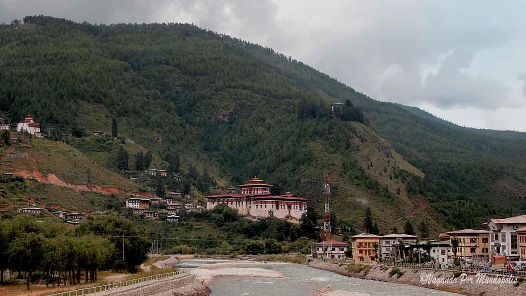 paro-dzong-butan