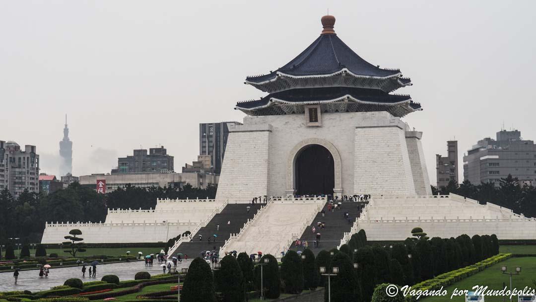 que-ver-en-taipei-csk-memorial-hall