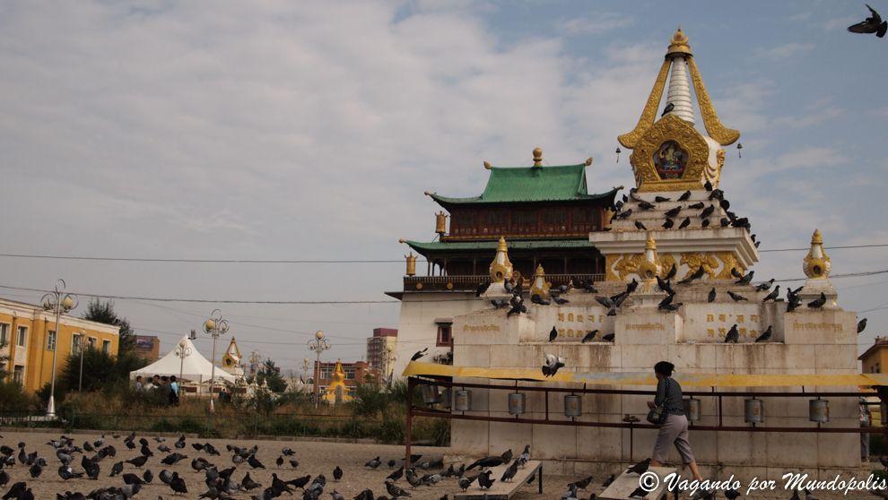 gandan-monastery