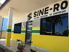 SINE Rondônia