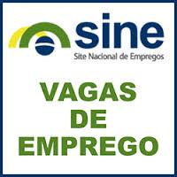 Vagas de Emprego SINE São Paulo