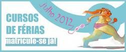 Cursos Rápidos de Férias Julho 2012 -Melhores, Onde fazer