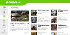Trabalhe Conosco Greenpeace