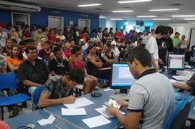 emprego Manaus AM