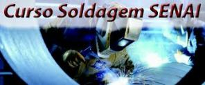 Curso técnico de Soldagem no SENAI