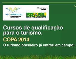 Cursos rápidos para a Copa 2014 no Senac