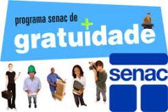 Programa Senac de Gratuidade (PSG) 2014 - Como funciona
