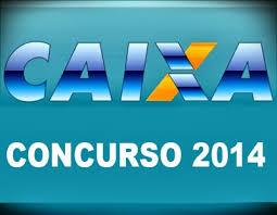 Datas e horários concurso Caixa Econômica 2014
