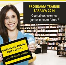 Programa Trainee Saraiva 2014 01