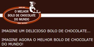 Trabalhe conosco O melhor bolo de chocolate do mundo 01
