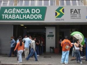 Empregos em Curitiba - Agência do Trabalhador, Sine 01