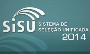 Resultado primeira chamada do Sisu 2014 02