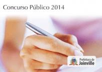 Gabarito Concurso Público da Prefeitura de Joinville 2014 01