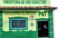 Empregos PAT de São Sebastião - SP - Hoje