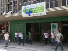 Agência do Trabalhador Paraná - Hoje, Empregos 01