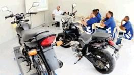 Curso Mecânico de Motocicleta – Senai 01