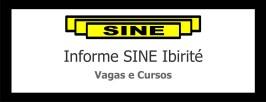 Vagas de empregos em Ibirité MG – Sine 01