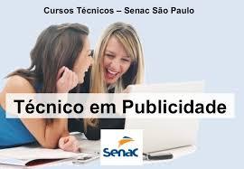 Curso técnico em Publicidade Senac