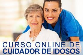 Curso online Cuidador de Idosos com certificado