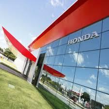 Programa de Estágio Honda 2016