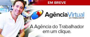 Vagas de emprego Brasília - Setrab, Agência Virtual