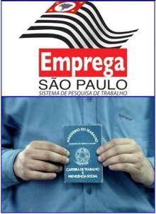 Emprega São Paulo - empregasaopaulo.sp.gov.br - Hoje