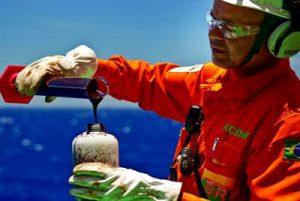 Técnico de petróleo