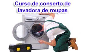 Curso manutenção em lavadoras e máquinas de lavar online