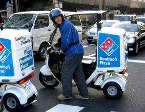 Trabalhar na Domino's Pizza - Empregos