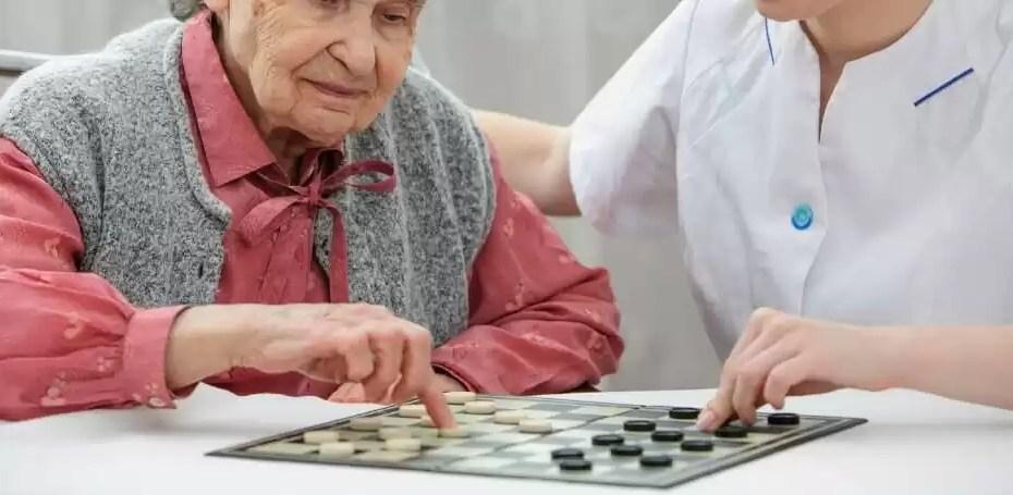 cuidador de idoso