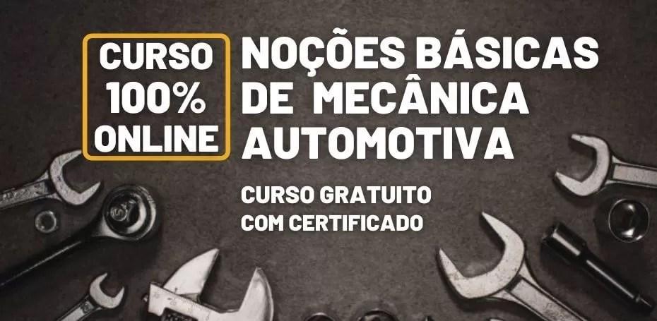 aprenda Noções Básicas de Mecânica Automotiva no Senai