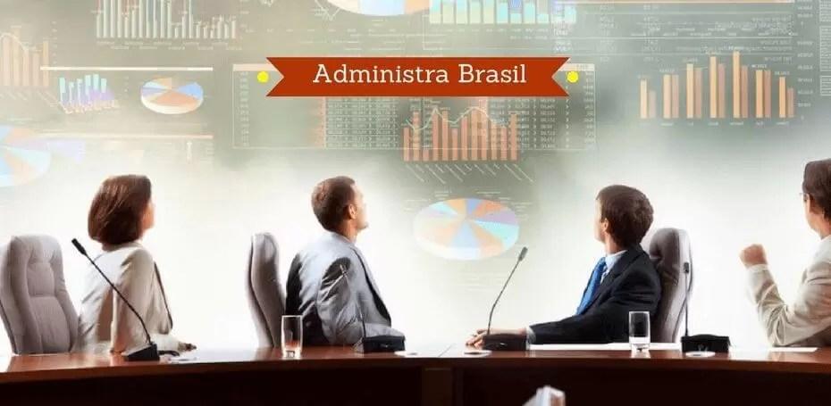 cursos gratuitos administra Brasil