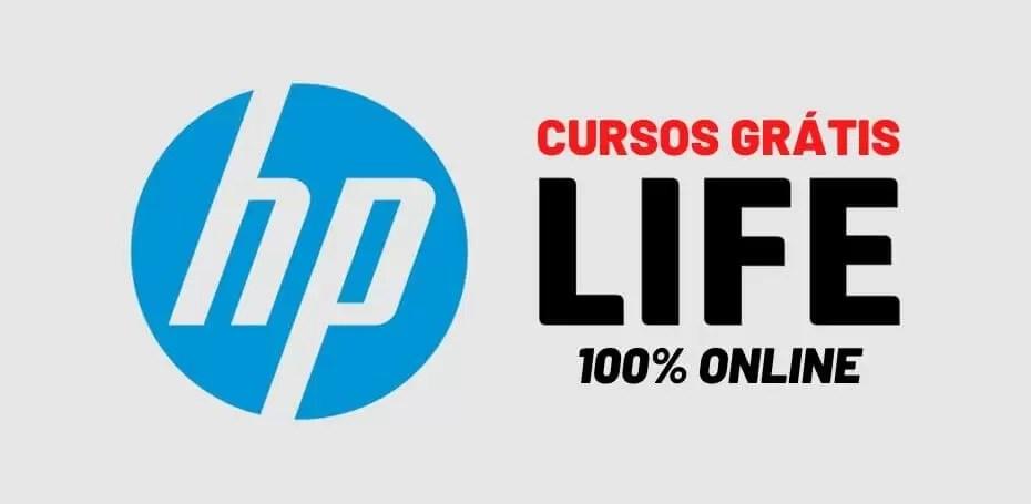 cursos gratuitos hp life