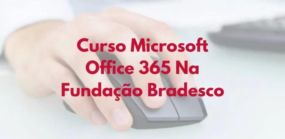 Curso Microsoft Office 365